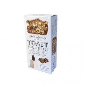 Toast for Cheese - Dates, Hazelnuts & Pumpkin Seeds