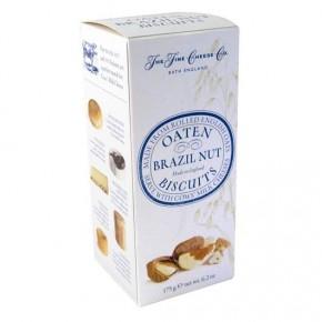 Brazil Nut Oaten Biscuits
