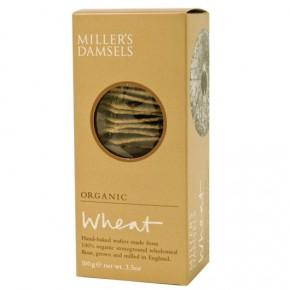 Miller's Damsels - Organic Wheat Wafers
