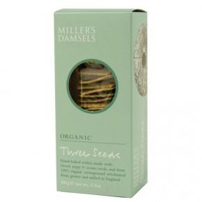 Miller's Damsels - Organic Three Seed Wafers