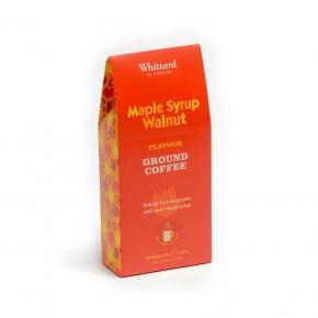 Maple Syrup Walnut Ground Coffee