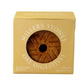 Miller's Stones - Oat Biscuits