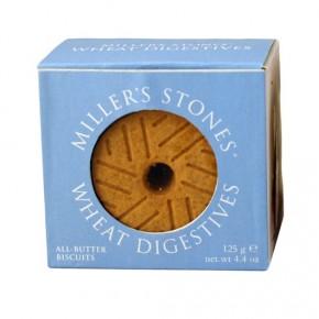 Miller's Stones - Wheat Biscuits