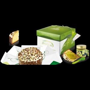 Oro Verde - Dolce con crema di Pistacchio di Sicilia