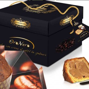 Oro Nero - Dolce con crema di Caffe