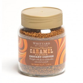 Stronger, Richer & Fuller Creamy Chocolate Caramel  (instant)