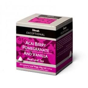 Acai Berry Pomergranate and Vanilla