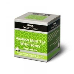 Arabian Mint Tea with Honey
