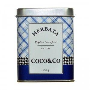 Czarna herbata English Breakfast