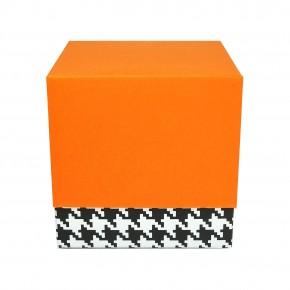 Orange Sweet Cube