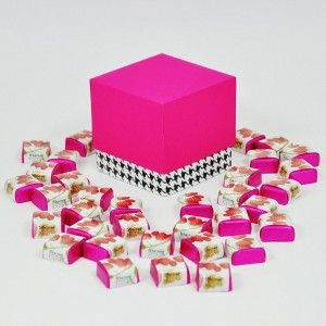 Sweet Cube Pink