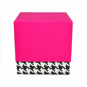 Pink Sweet Cube