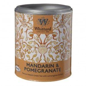 Mandarin & Pomegranate Instant Green Tea Drink