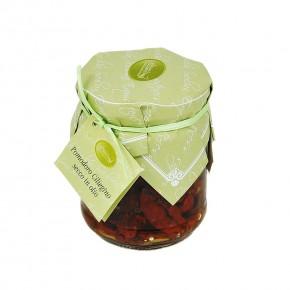 Pomodoro Chiliegino Secco in olio