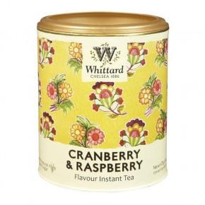 Cranberry & Raspberry Flavour Instant Tea Drink
