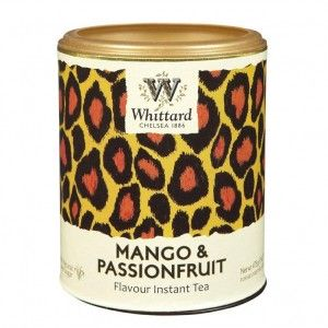 Mango & Passion Fruit Flavour Instant Tea Drink