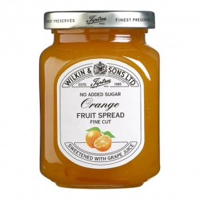 Orange Fruit Spread