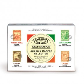 Arabica Coffee Selection
