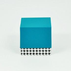 Sweet Cube Turquoise