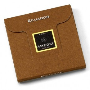 Box with 4 napolitains 70% Monocru Ecuador