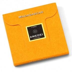 Box with 4 napolitains 70%  Monocru Madagascar