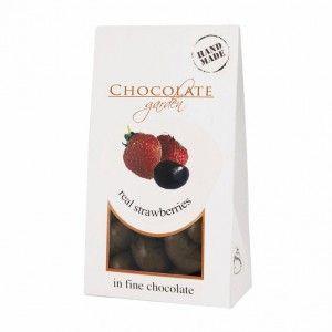 Truskawka w czekoladzie