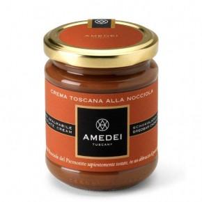 Crema Toscana - spreadable cream Gianduja taste
