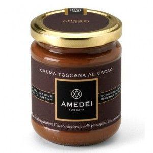 Crema Toscana - spreadable cream Cocoa taste