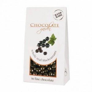 Czarna porzeczka w czekoladzie