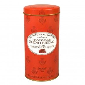 Tin of Shortbread Biscuits
