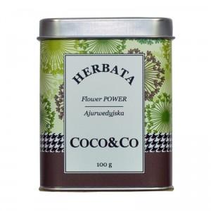 Herbata ajurwedyjska Flower POWER