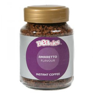 Amaretto Flavoured Instant Coffee