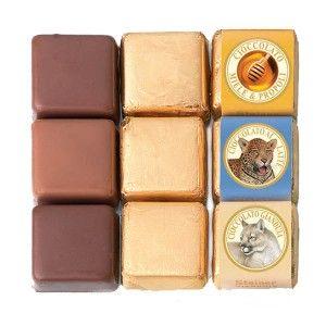 Cioccolato al Gianduja con Nocciole Piemonte