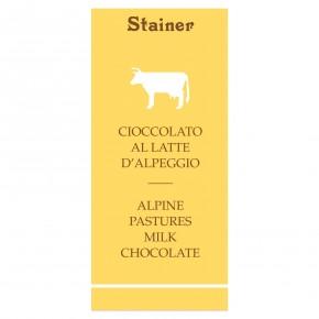 Cioccolato al Latte d'Alpeggio