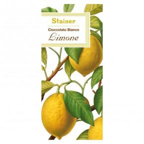 Cioccolato Bianco Limone