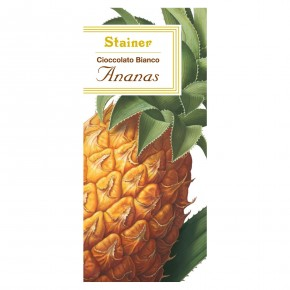 Cioccolato Bianco Ananas