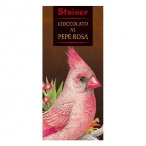 Cioccolato Fondente Pepe Rosa