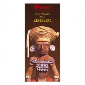 Cioccolato Fondente allo Zenzero