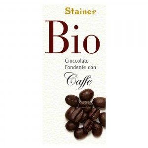 Bio Chioccolato Fondente con Caffe