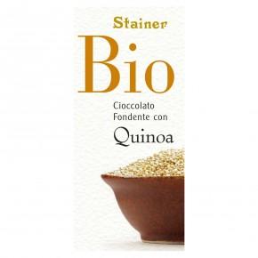 Bio Cioccolato Fondente con Quinoa