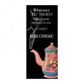 Té Nero Rose Congou