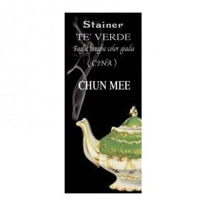 Té Verde Chun Mee