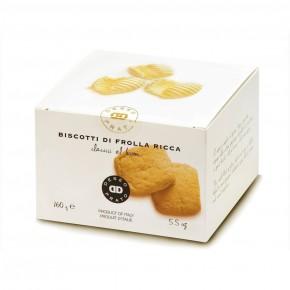 Biscotti Frolla Ricca / Classici al Burro