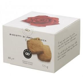 Biscotti Frolla Ricca / Rosa
