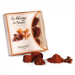 Amaretti Tartufati al Cacao