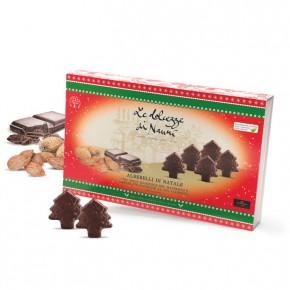 Alberelli i Natale Ricoperti al Cioccolato