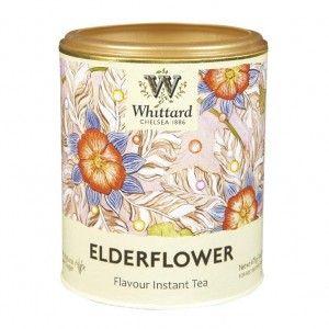 Elderflower Flavour Instant Tea Drink