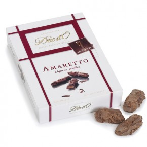 Amaretto Liqueur Truffles