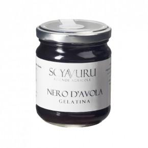 Gelatina di vino IGT SICILIA Nero D'Avola