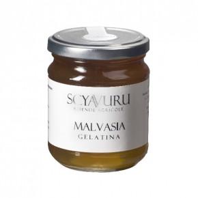 Gelatina di vino IGT SICILIA Malvasia